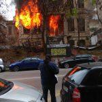 Im Schutz einer nationalistischen Massendemo haben Faschisten in Thessaloniki das besetzte Haus Libertatia niedergebrannt!