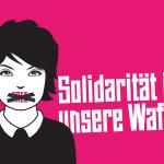 Vortrag am 1. Juni in Jena: Solidarität ist unsere Waffe! - free Sven