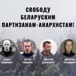 Repression gegen Anarchist:innen in Belarus – Spenden gefragt